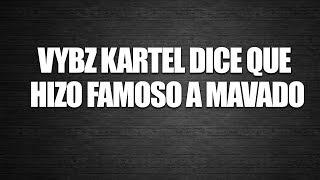 Vybz Kartel le escribió 5 canciones a Mavado. -MadNews- Noticia en español.