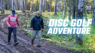 The Largest Disc Golf Event In Alaska - Disc Golf Adventure Meier Lake