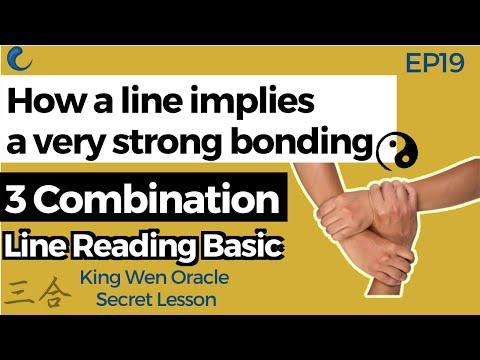 I Ching Three Combination | EP19 King Wen Lesson | Wen Wang Gua