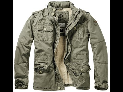 Обзор куртки Brandit Britannia Winter