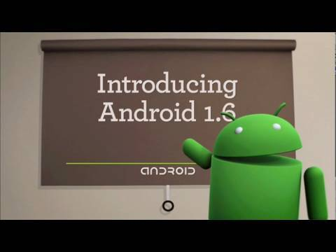 Android 1.6 SDK Now Available, Possibly Hitting Phones Next Month
