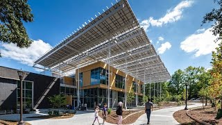 The Kendeda Building for Innovative Sustainable Design at Georgia Tech
