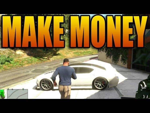 How to】 Make Gta V Money Single Player
