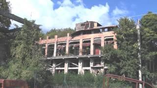preview picture of video 'Viaggio nelle Terre di Siena. Il Monte Amiata e Abbadia San Salvatore'