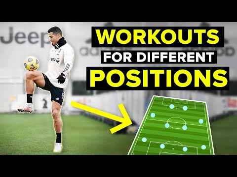 How to train and work out for different positions
