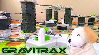 Our Biggest Gravitrax Set! Excite Dog and Imaginary Dave Play Gravitrax!