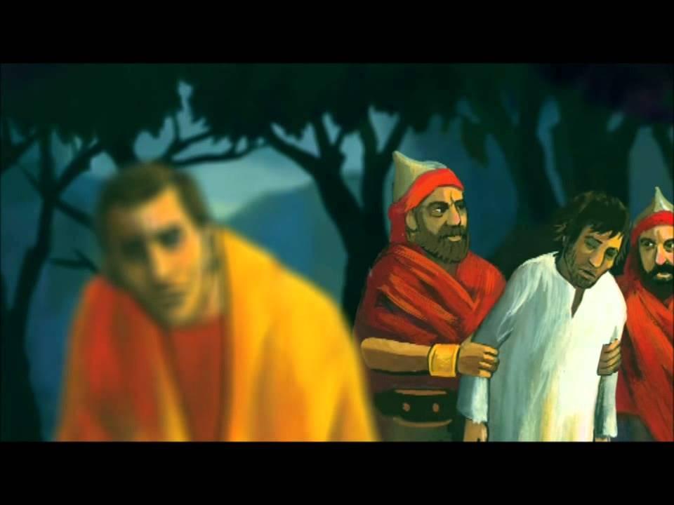 Prentenbijbel: Jezus' dood en opstanding