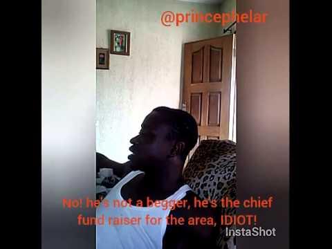 Ibeji Oran on the rampage(2)