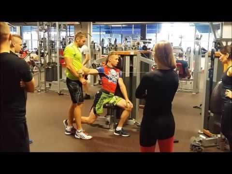 Home program budowy mięśni trening