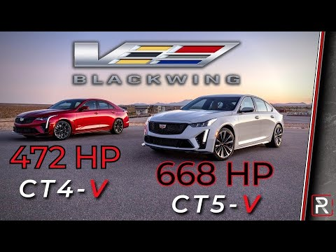 External Review Video MBVVZBZfLh8 for Cadillac CT4 Sedan
