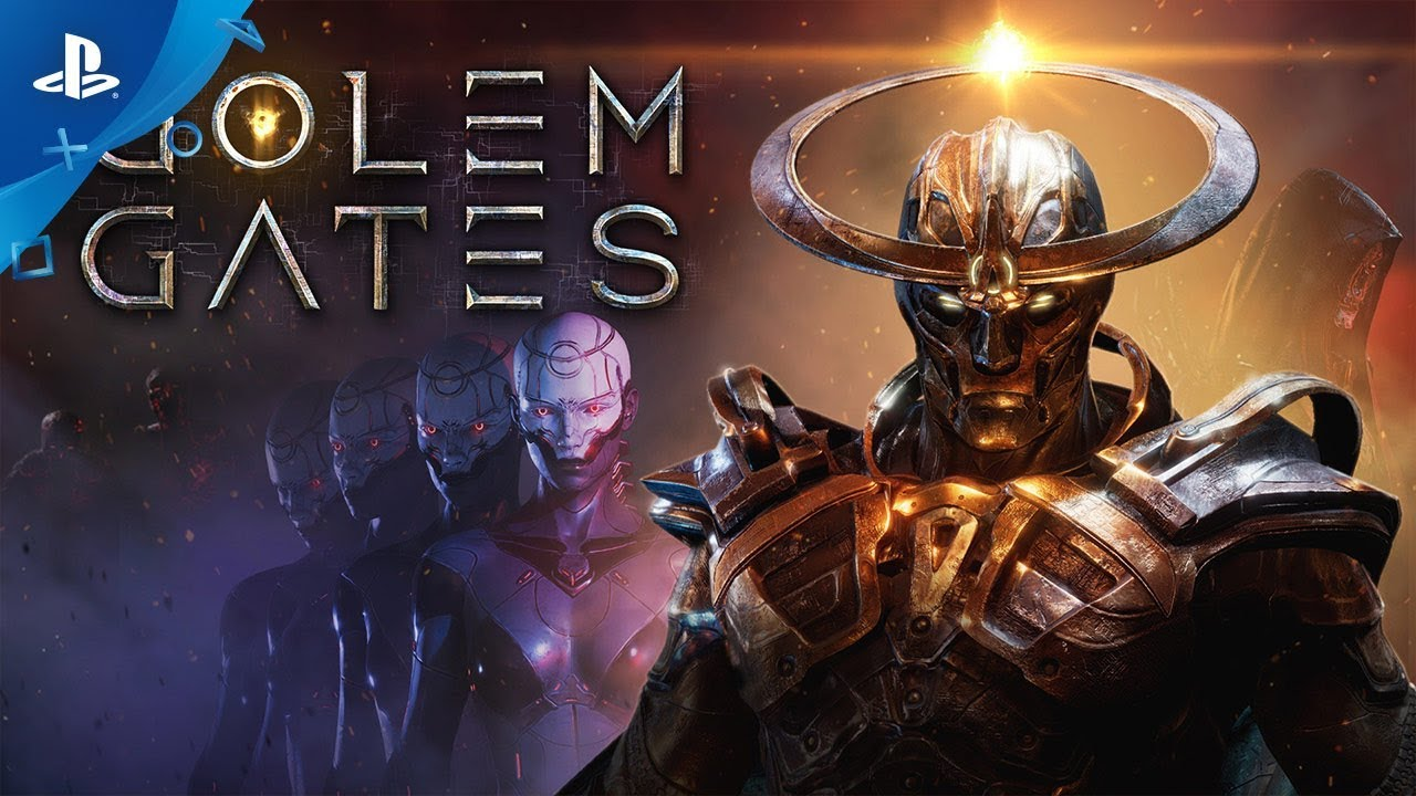 Golem Gates Fuses Deck Building with Action Strategy on PS4