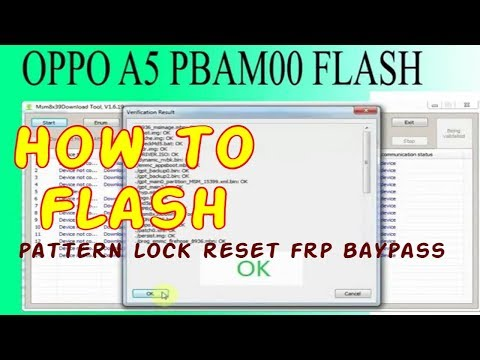OPPO A5 FLASH FILE|Oppo A5 CPH1809 A 16|OPPO A5 FLASH TOOL