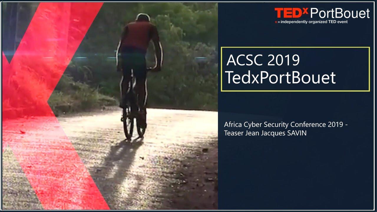 TedxPortBouet : JEAN JACQUES SAVIN TEASER