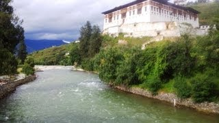 preview picture of video 'رحلة لمملكة بوتان-بارو-رحال الخبرKingdom of Bhutan and Paro Airport'