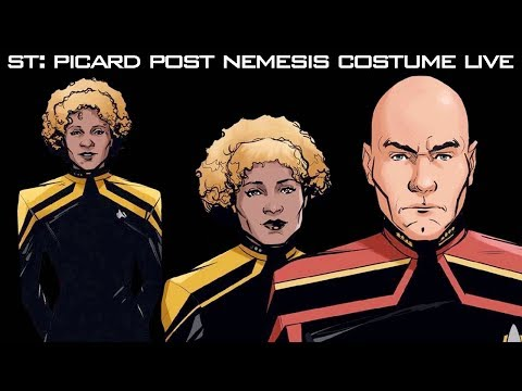 LIVE Discussion on the Post Nemesis Costume