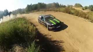 preview picture of video 'Wrak Race Mrągowo 2014'