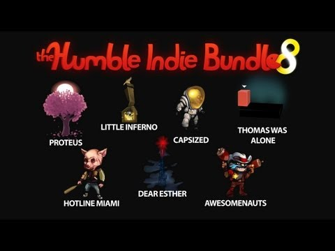 Humble Indie Bundle 8 Mp3
