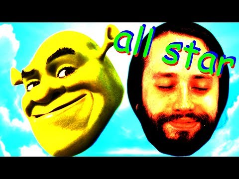 All Star from Shrek but its a keytar cover version