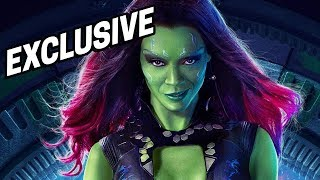 What Gamora Almost Looked Like In The MCU