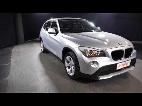 BMW X1 sDrive18d E84 Business, Maastoauto, Manuaali, Diesel, CIM-407