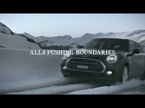 MINI USA | MINI Clubman With ALL4 | MINI All-Wheel Drive