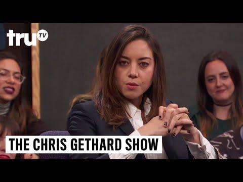 The Chris Gethard Show - Aubrey Plaza's Steve Jobs Ghost Encounter   truTV