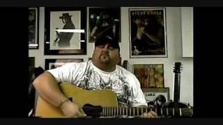 """Billy Hurst """"Lightning"""" Acoustic Cover - Eric Church"""