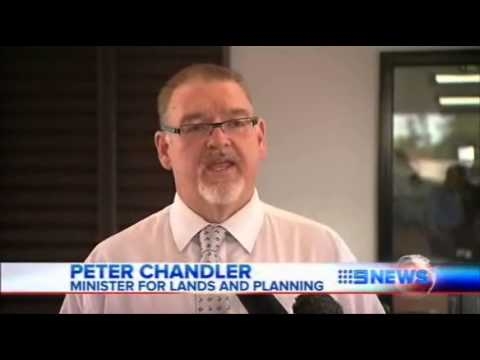 Nine News Stayover in Darwin (17/09/2013)