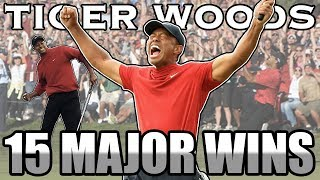 TIGER WOODS - 2019 MASTERS CHAMPION | HE'S BACK | THE HUNT FOR 18 MAJORS