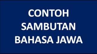 Gambar cover Contoh Sambutan Acara Dengan Bahasa Jawa