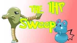 Hitmonlee  - (Pokémon) - Hitmonlee is OP - The 1HP Sweep