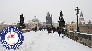 Winter wonderland in Prague and Pilsen Czech Republic