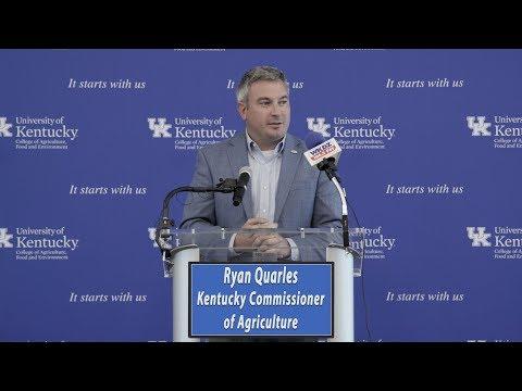 Commissioner Ryan Quarles