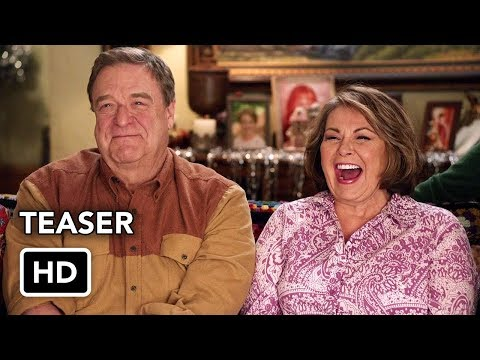 Roseanne (Teaser 'The Laugh')