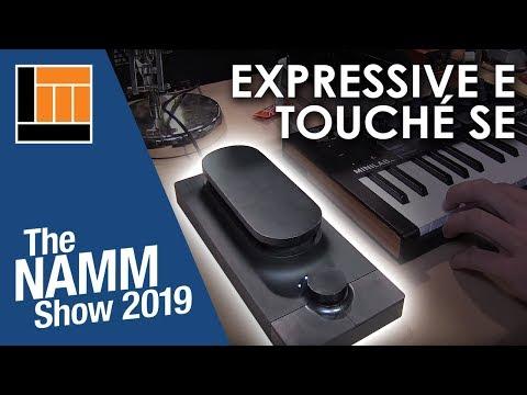L&M @ NAMM 2019: Expressive E Touché Electronic Instrument Controller