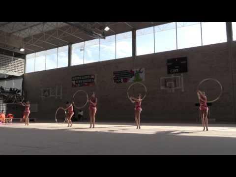 Juegos Deportivos Autonómicos de Conjuntos Absoluto y Base (3)
