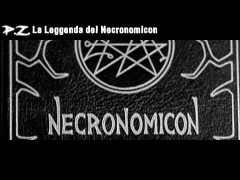"""Il """"Necronomicon"""" o """"Al Azif"""" di Abdul Alhazred"""