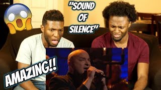 """Disturbed """"The Sound Of Silence"""" 
