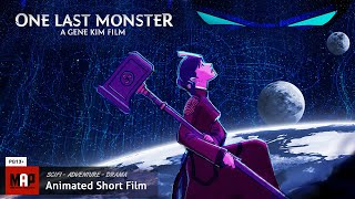 Sci-Fi Adventure Animated Short ** One Last Monster ** Award Winning Film by Gene Kim [PG13+]