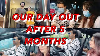 OUR DAY OUT AFTER 5 MONTHS | GETTING USED TO THE NEW NORMAL | SHOAIB IBRAHIM | DIPIKA KAKAR IBRAHIM - Download this Video in MP3, M4A, WEBM, MP4, 3GP