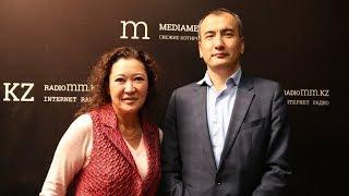 Октябрь - месяц осведомленности о раке молочной железы. Муратжан Сактаганов, Эльмира Садибекова
