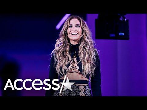 Jennifer Lopez Rocks the 2021 MTV VMAs After Leaving Venice