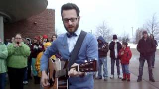 Chris August - Starry Night (acoustic) - WinterJam 2011 PA
