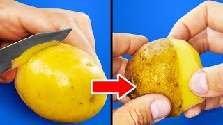 20 COOKING TRICKS THAT ARE SO EASY