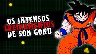 Dragon Ball | Intenso! Extremo! Os treinamentos de Son Goku! | PARTE 1 | ZTV