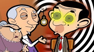 Hypnotised Bean | Funny Episodes | Mr Bean Cartoon World