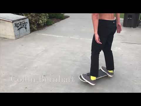 Billings Skatepark Edit 2019 - Peace of Skateboarding