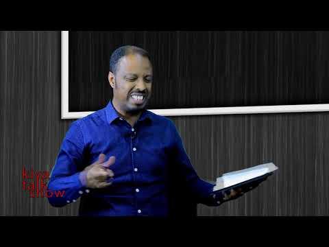 Kiya Talk Show - Interview - Pastor Genene Masresha - Part 2