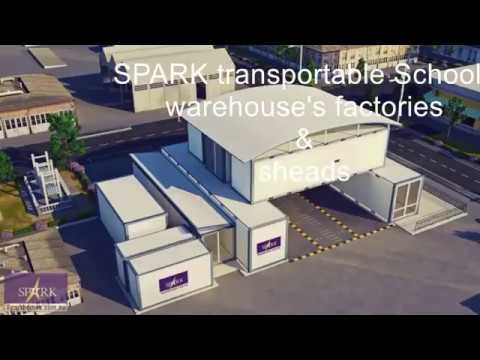 Spark Transportable