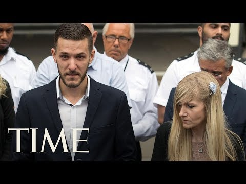 'Time Has Run Out': Charlie Gard's Parents Give Statement Following End Of Legal Battle | TIME